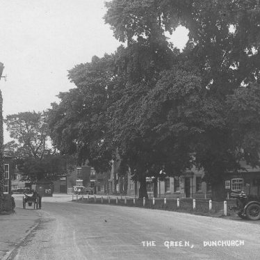 Dunchurch.  Green