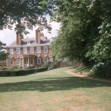 Honington Hall.