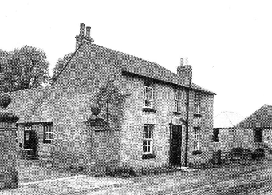 The Home Farm, Idlicote.  1952 |  IMAGE LOCATION: (Warwickshire County Record Office)