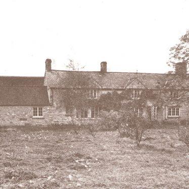 Idlicote.  Bickerstaff's Farm