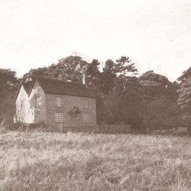 Idlicote.  Brake cottage