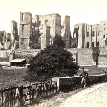 Kenilworth.  Castle