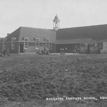 Dunchurch.  Boughton Endowed School