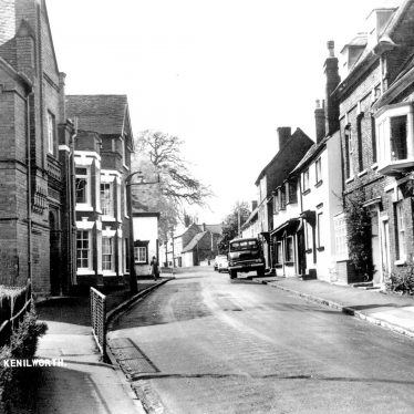 Kenilworth.  High Street