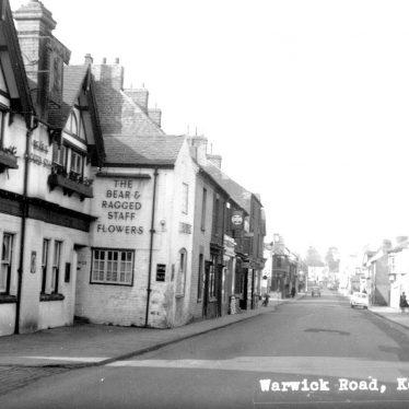Kenilworth.  Warwick Road