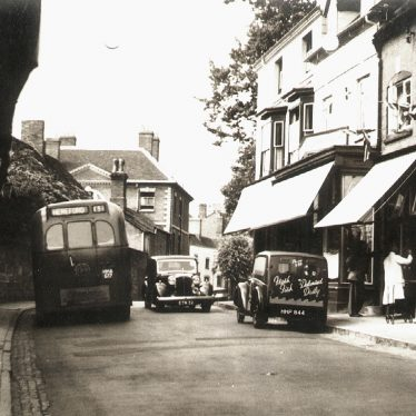 Kenilworth.  New Street