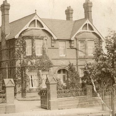Kenilworth.  Priory Road, no. 15