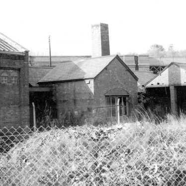 Kenilworth.  Gas Works, Dalehouse Lane