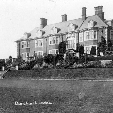 Dunchurch.  Lodge