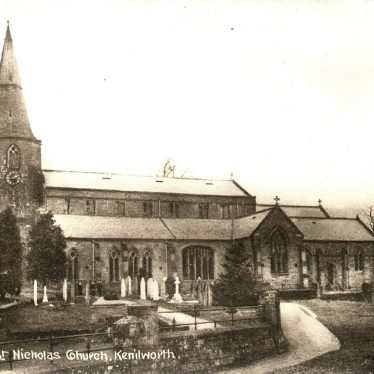 Kenilworth.  St Nicholas Church