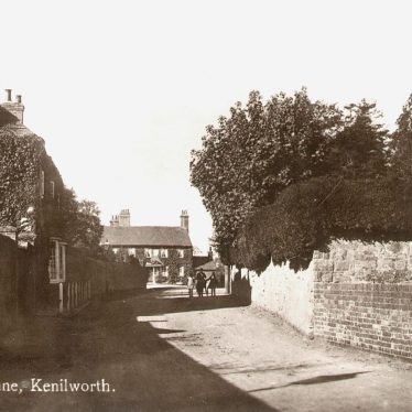 Kenilworth.  Borrowell Lane
