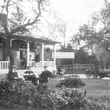 Kenilworth.  Garden Cafe