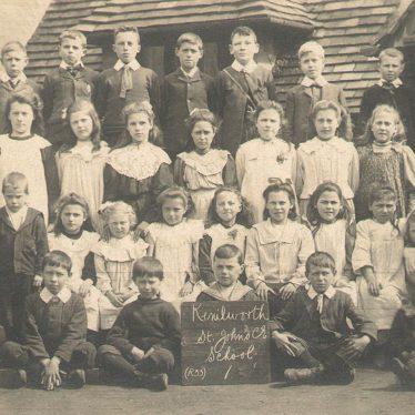 Kenilworth.  St John's CE School