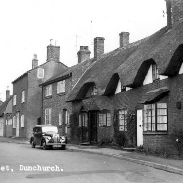 Dunchurch.  School Street