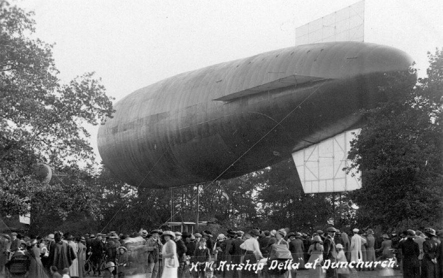 H.M. Airship