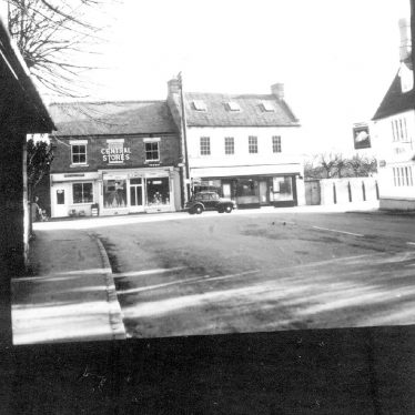 Kineton.  Central Stores