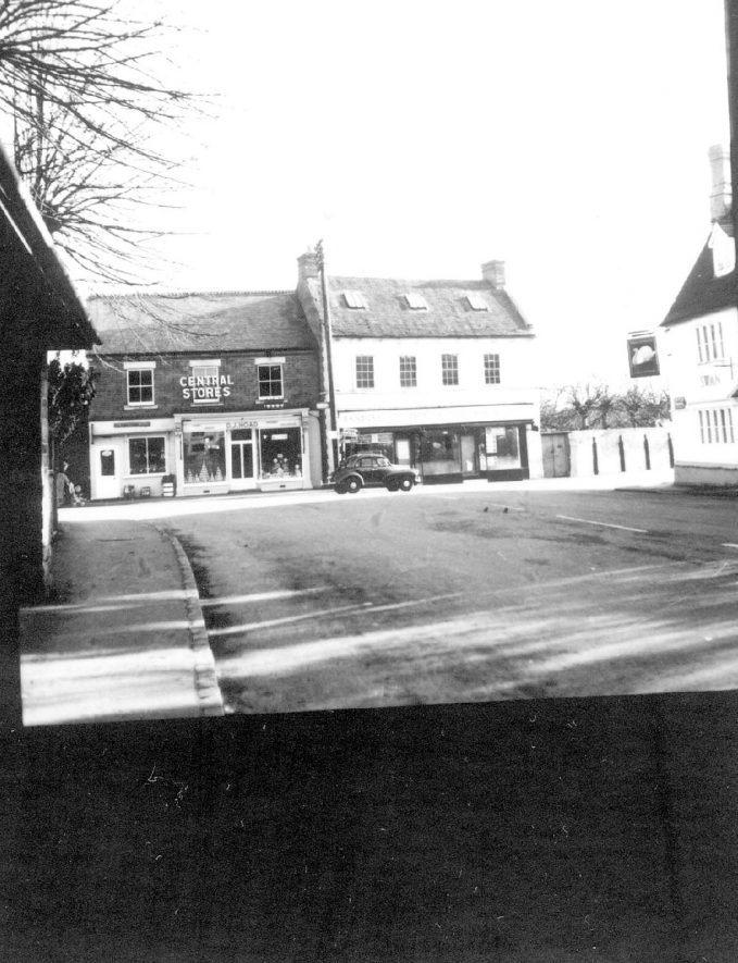 The Central Stores in Kineton.  1960s |  IMAGE LOCATION: (Warwickshire County Record Office)