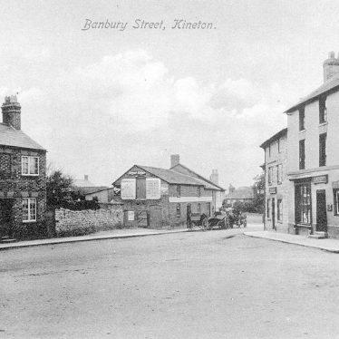 Kineton.  Banbury Street