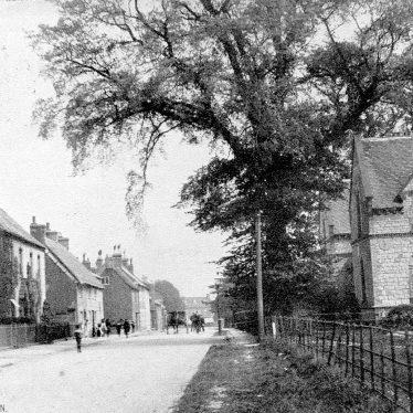 Kineton.  Warwick Street