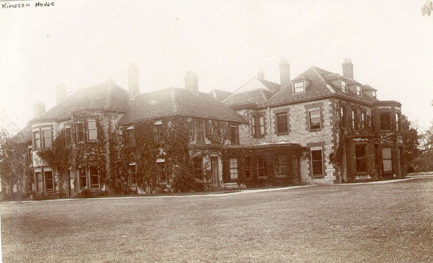 Kineton House, Kineton.  1906 |  IMAGE LOCATION: (Warwickshire County Record Office)
