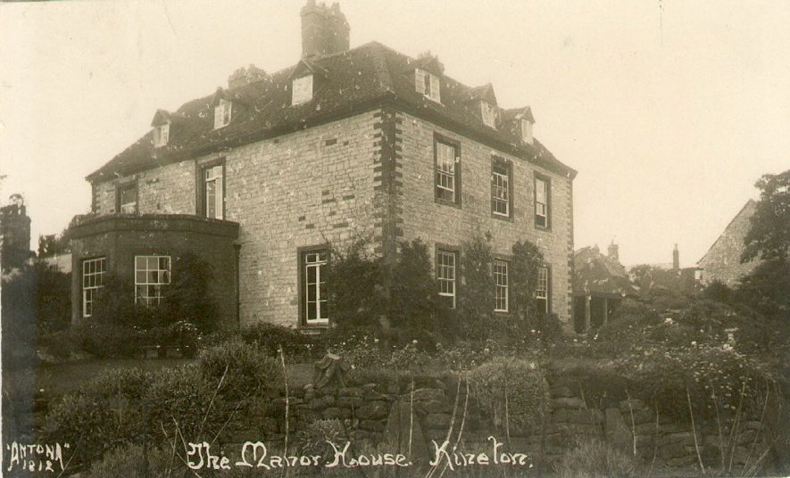 Manor House, Kineton.  1924. |  IMAGE LOCATION: (Warwickshire County Record Office)