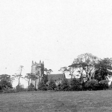 Kingsbury.  SS. Peter & Paul church
