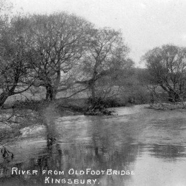 Kingsbury.  River Tame