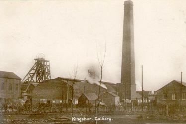 Kingsbury Colliery