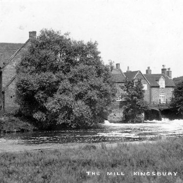 Kingsbury.  Mill