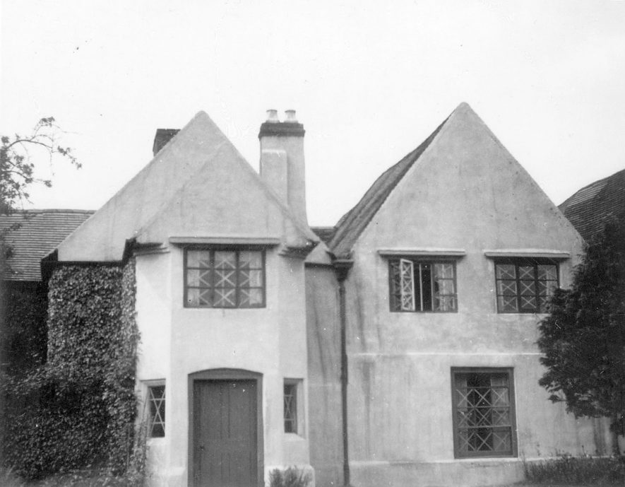 Holt Hall, Kingsbury.  1941 |  IMAGE LOCATION: (Warwickshire County Record Office)