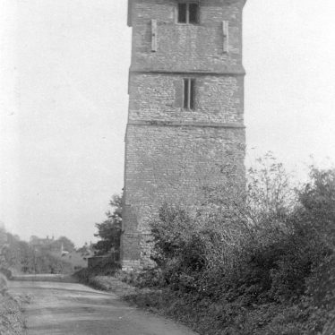 King's Newnham.  An old tower