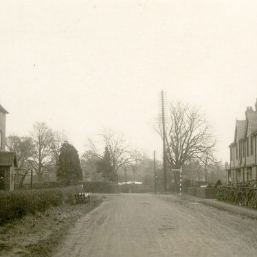 Kingswood.  Village street