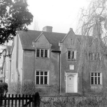 Lapworth.  Bushwood Hall
