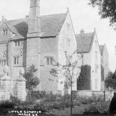 Little Compton.  Manor