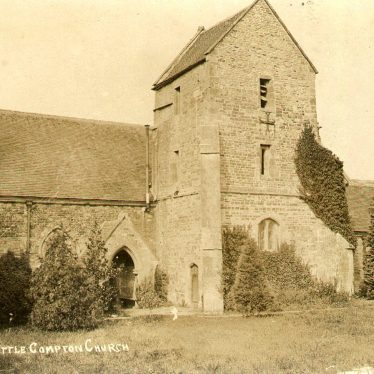 Little Compton.  St Denys Church