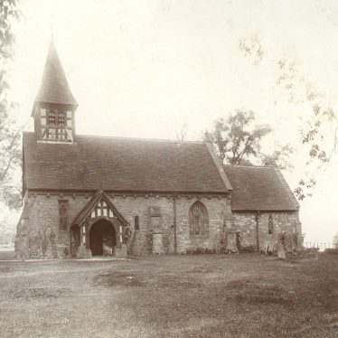 Little Packington.  St Bartholomew's church