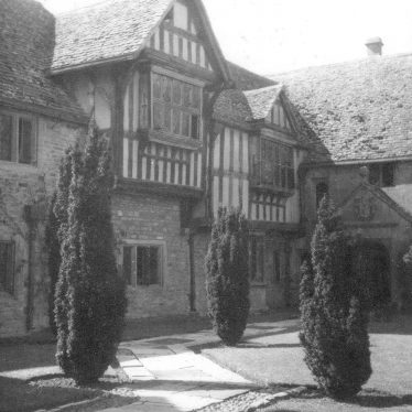 Little Wolford.  Manor