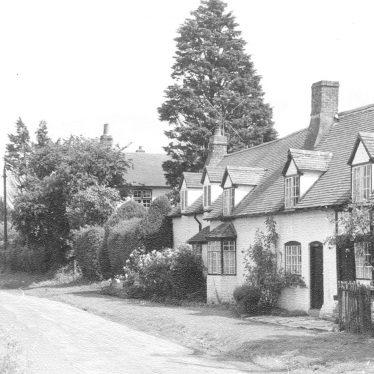 Welford on Avon.  Church Street
