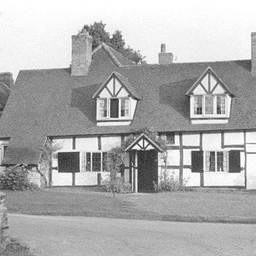 Welford on Avon.  Greenbank Cottage