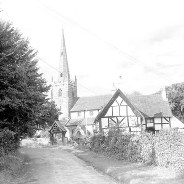 Ladbroke.  All Saints Church