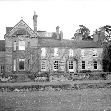Loxley.  Loxley Hall