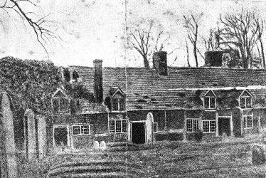 Lapworth 'Almshouses'