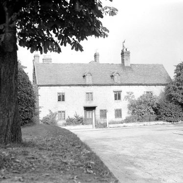 Lillington.  Manor House