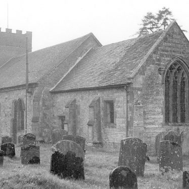 Moreton Morrell.  Church
