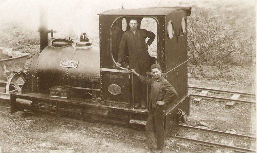 Steam engine called