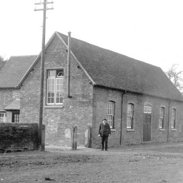 Long Itchington.  Village hall