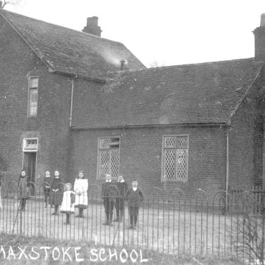 Maxstoke.  School