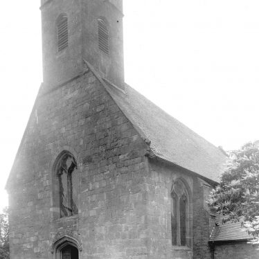 Maxstoke.  Church