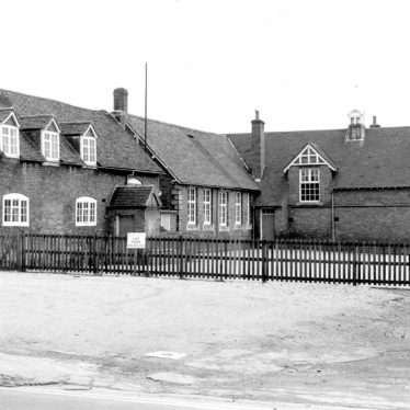 Lillington.  Old Church School