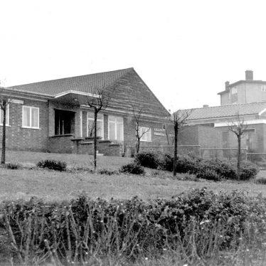 Lillington.  W.I and Community Centre
